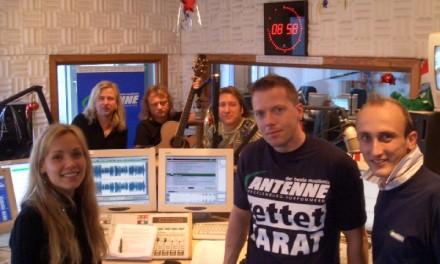 KARAT live im Studio bei ANTENNE MECKLENBURG VORPOMMERN