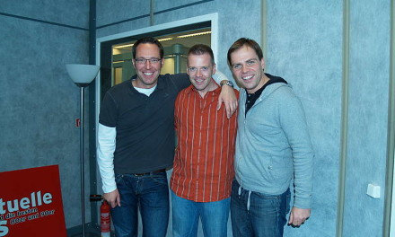 Baumann & Clausen bei BB RADIO