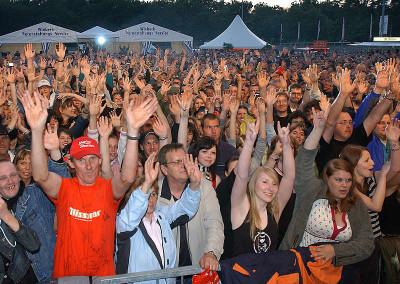 BB RADIO MUSIKSOMMER III-2007 Neuruppin Volksparkstadion