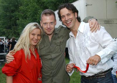 BB RADIO MUSIKSOMMER II-2007 Eberswalde Familiengarten