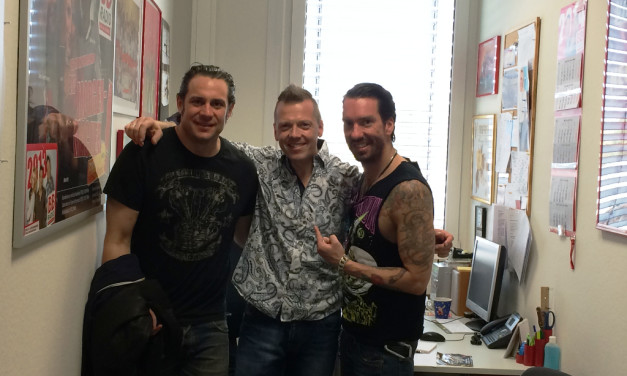 The BossHoss LIVE in der Funkhaus-Garage bei BB RADIO Stars hautnah