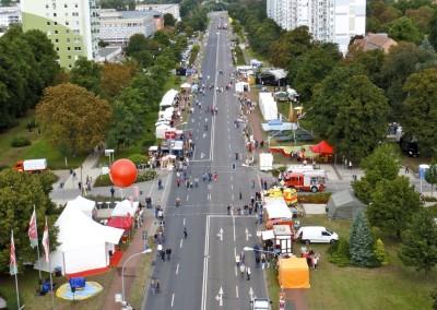 Der 12. Brandenburg-Tag in Schwedt