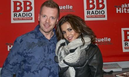Cheryl Cole bei BB RADIO