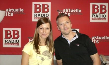 Christina Stürmer in der Nachmittagsshow bei Jens
