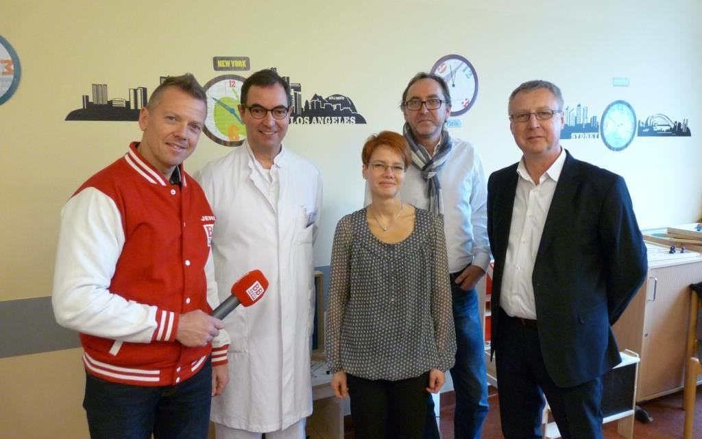 Große Charity Aktion in Potsdam
