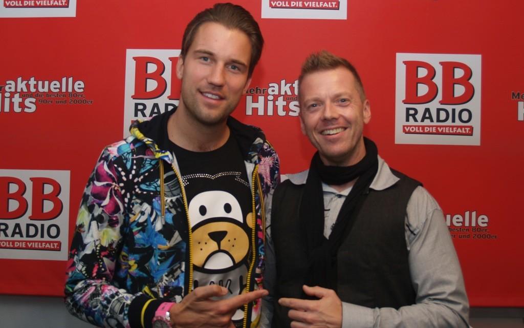 DJ Antoine bei DJ JensMänn