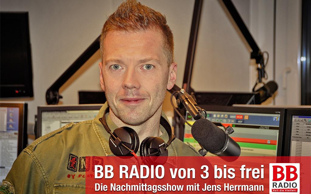 NEU: Die BB RADIO Nachmittagsshow eine Stunde länger
