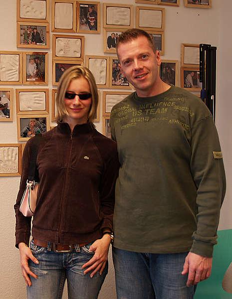 Joana Zimmer bei BB RADIO