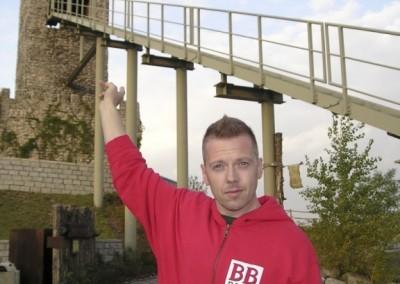"""""""Herrmännchen oder Herrmannkules?"""" in der Achterbahn"""