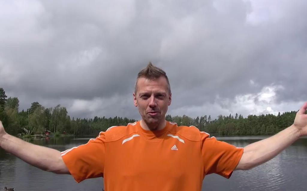 Jens Herrmanns ice bucket challenge