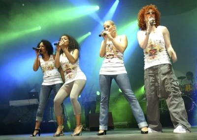 Toller Auftakt zum BB RADIO Musiksommer 2008 in Lübben