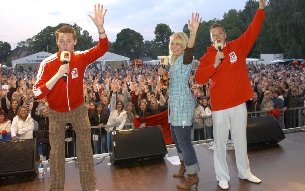 Großes Staraufgebot beim BB RADIO-Musiksommer II – 2008 in Neuruppin