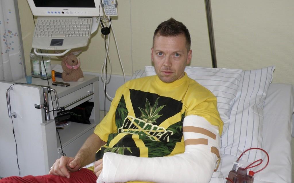 Am Samstag, 20.02.2010 gegen 14.00 Uhr fand die OP von Jens statt.