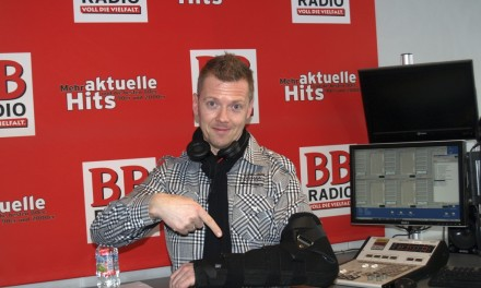 Jens wieder ON AIR