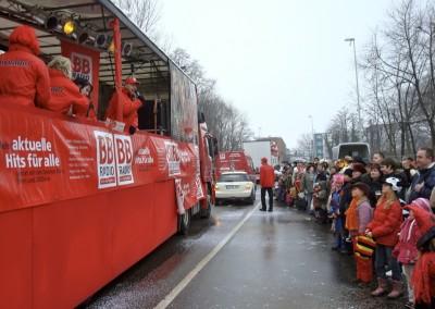 Karneval in Cottbus 2009