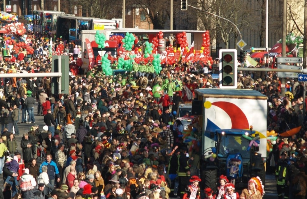 Karneval in Cottbus 2011