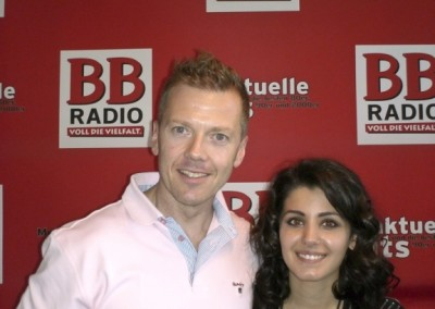 Katie Melua bei BB RADIO