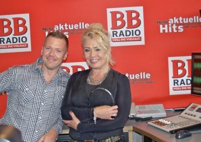 Kim Wilde bei BB RADIO