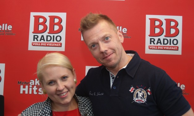 Maite Kelly bei BB RADIO
