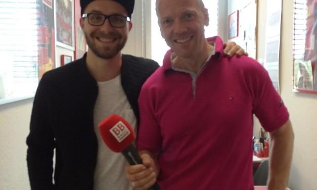 Mark Forster bei BB RADIO