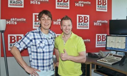 Matze Knop bei BB RADIO