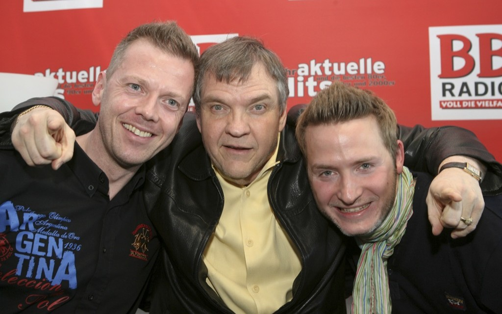 Meat Loaf bei BB RADIO
