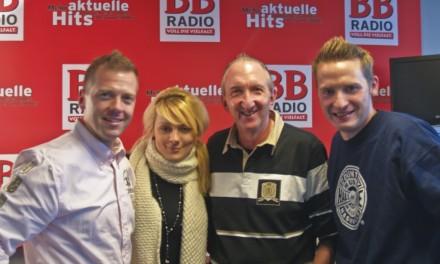 Eine Comedylegende live bei den BB RADIO Morgenmachern: Mike Krüger