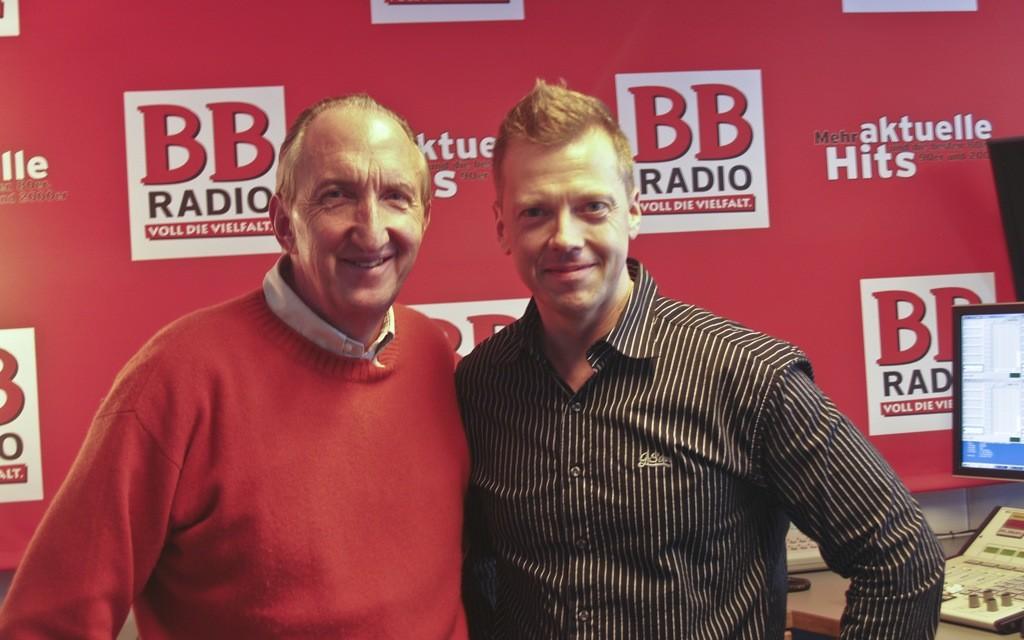 Mike Krüger bei BB RADIO