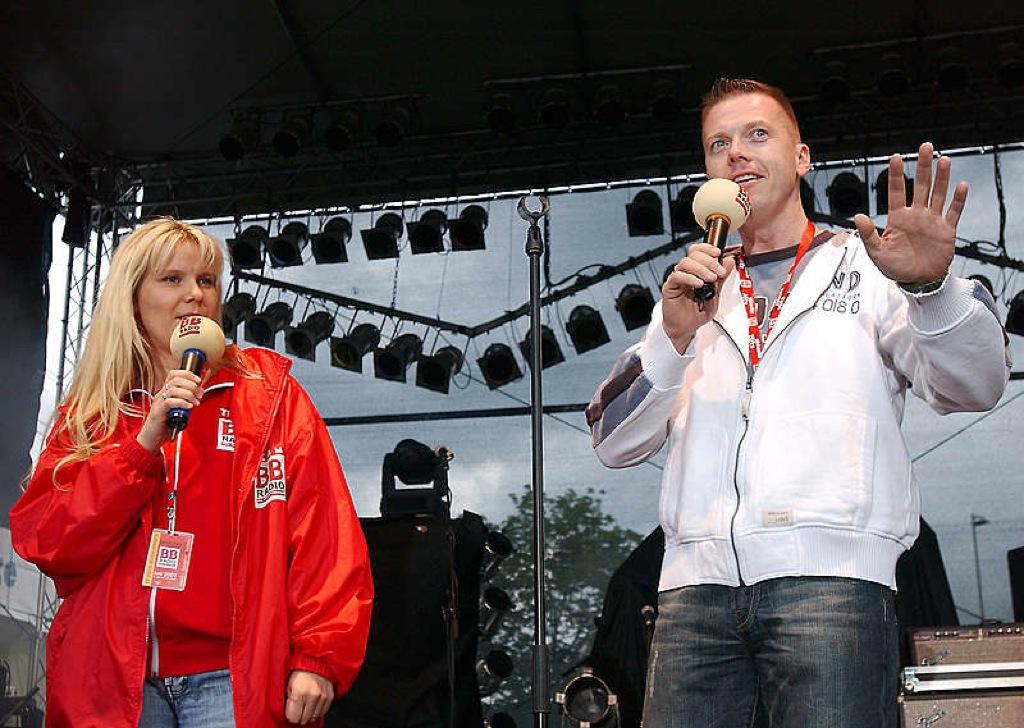 Jens Herrmann - der Moderator