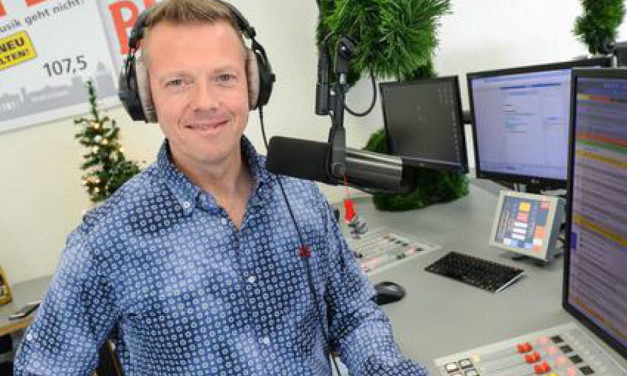 Jubiläum für Moderator Jens Herrmann – 20 Jahre bei BB Radio