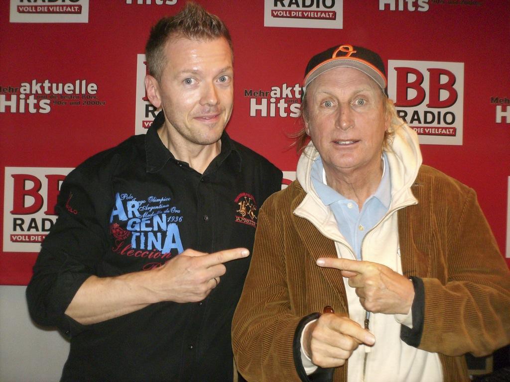 Jens Herrmann im Interview mit Otto Waalkes