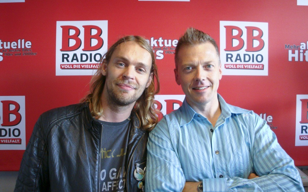 Pohlmann bei BB RADIO