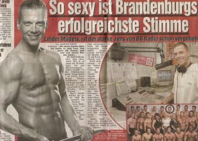 Brandenburgs sexy Stimme