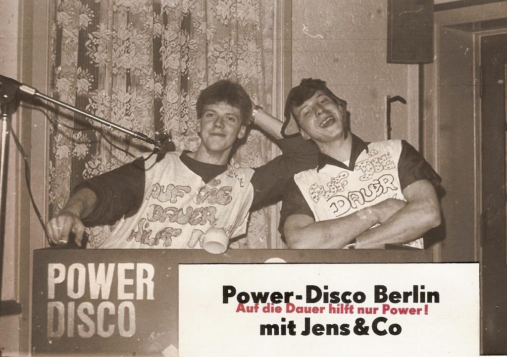 Jens Herrmann - Diskjockey 80er Jahre