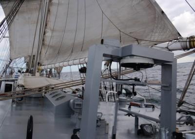 Segeln auf der Ostsee