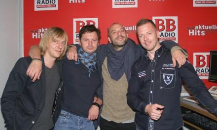 Selig in der Nachmittagsshow von BB RADIO