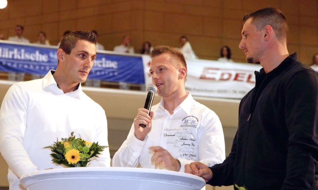 Stabhochsprung Indoor-Meeting in Potsdam