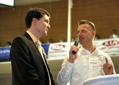 Stabhochsprung Indoor-Meeting in Potsdam  2009