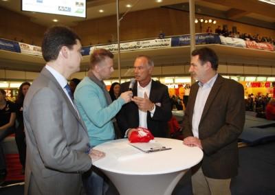Internationales Stabhochsprung Meeting im Sterncenter Potsdam 2012