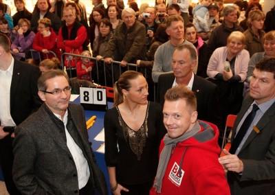 14. Internationales Stabhochsprung Meeting im Sterncenter Potsdam 2013