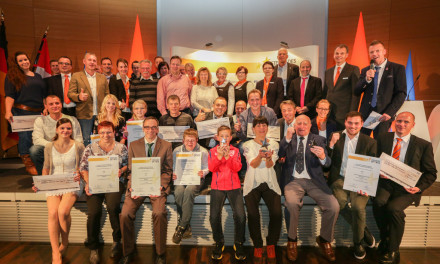 """Verleihung der silbernen """"Sterne des Sports"""" in Potsdam"""