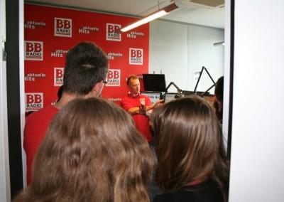 Tag des offenen Unternehmens bei BB RADIO