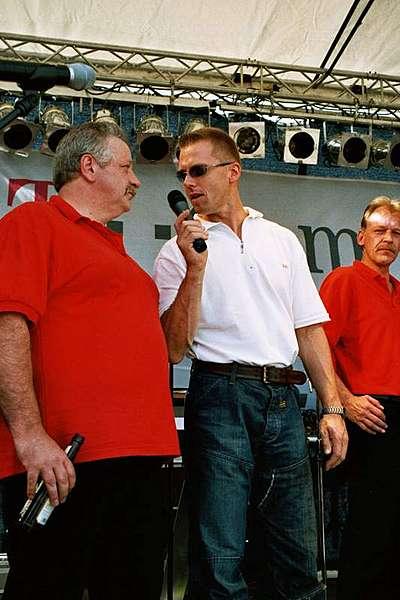 T – Com Sommerfest 2004 in Stahnsdorf