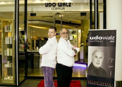 Jens bei Udo Walz