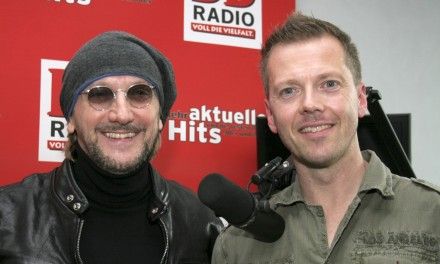Marius Müller Westernhagen bei Jens im Studio