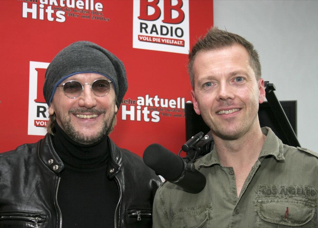 Jens Herrmann im Interview mit Marius Müller Westernhagen