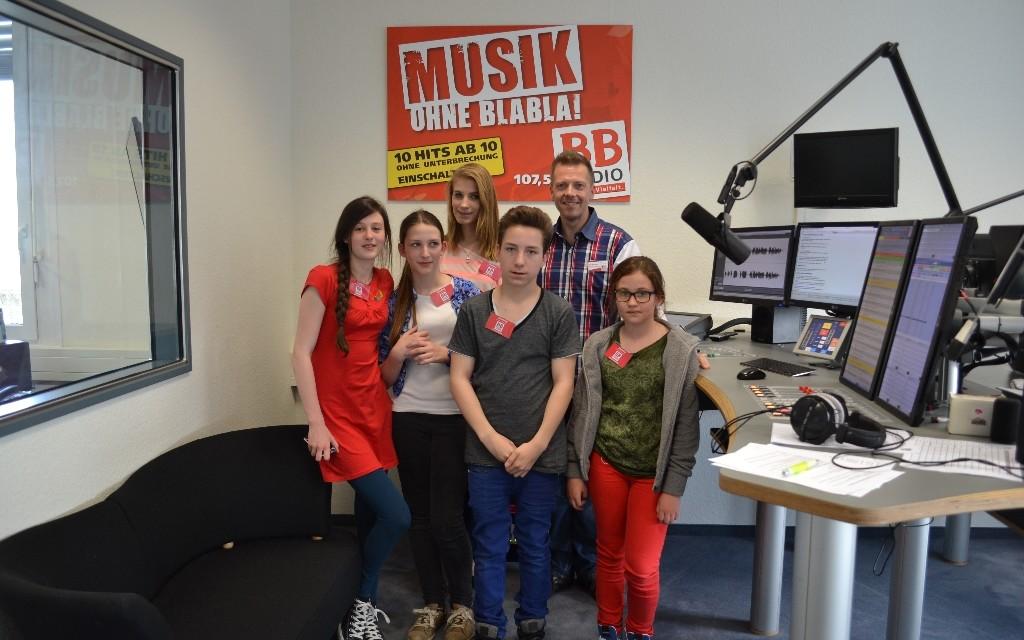 Der 11. Zukunftstag für Mädchen und Jungen in Brandenburg