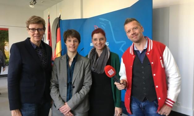 Besuch bei Brandenburgs Powerfrauen