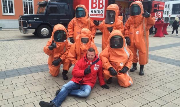 "BB Radio ON Tour – Tag 10 der ""Chaot im Container Tour"""