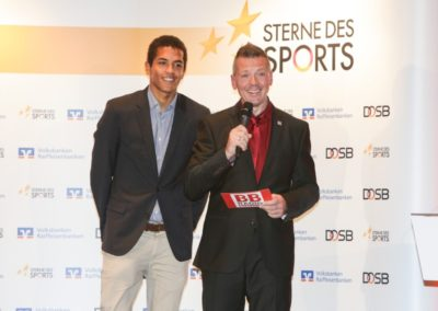 Jens Herrmann mit Marvon Dogue - Moderner Fünfkampf Weltmeister